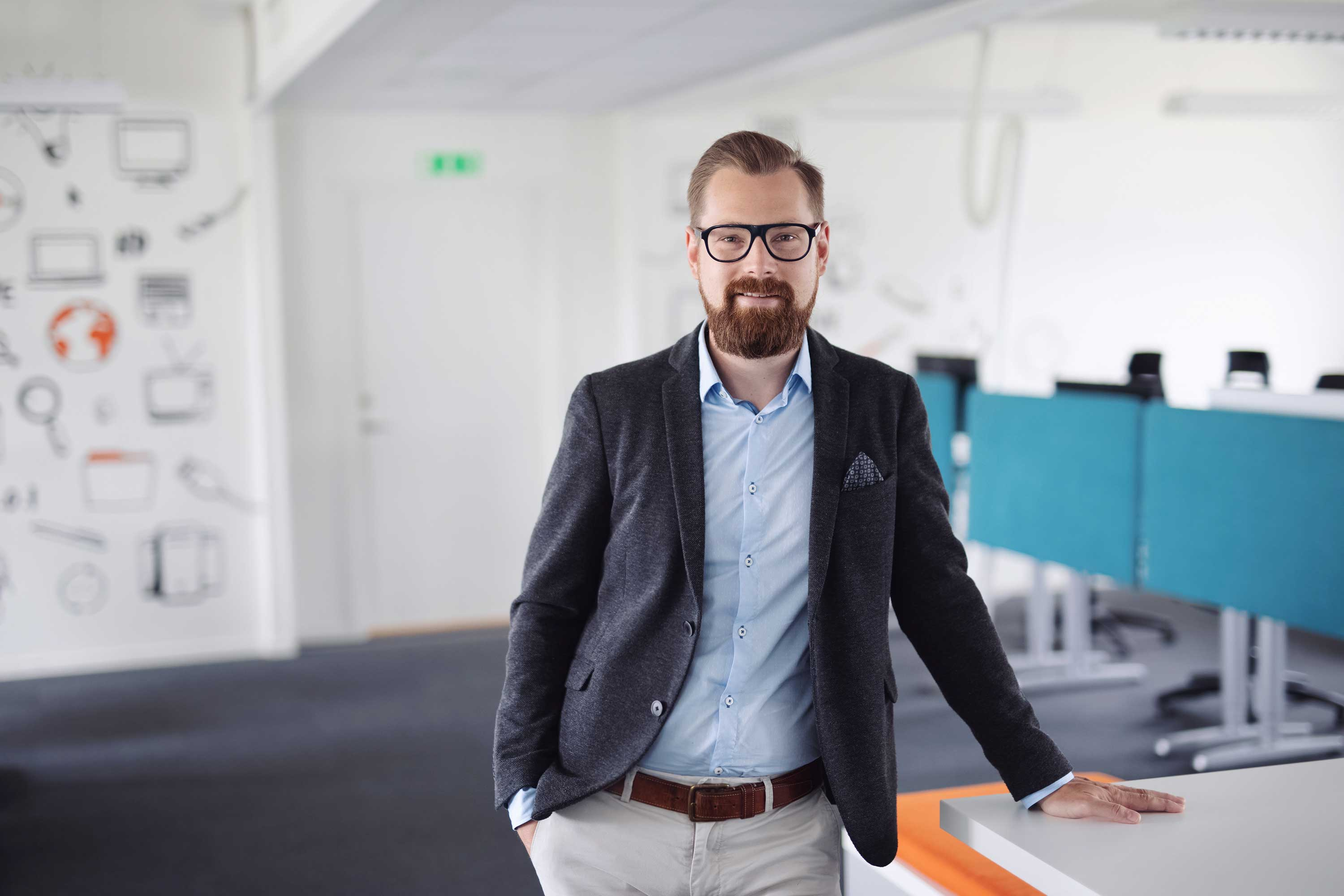 Indentive VP Development Magnus Broeders